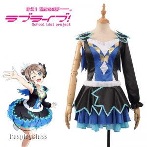 LoveLive! Watanabe You Song Cosplay Costume