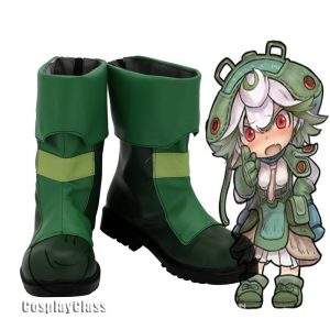 Made in Abyss Prushka Cosplay Boots