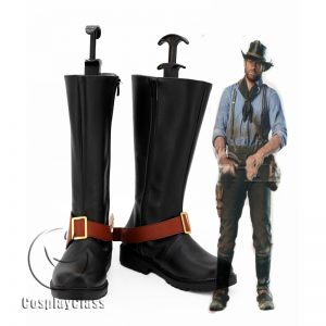 Red Dead Redemption 2 Arthur Cosplay Boots