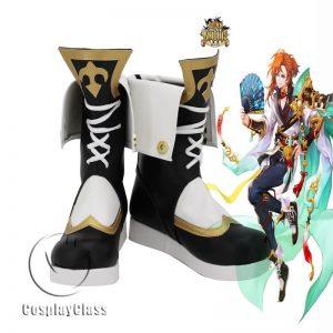 Sevenknights Arang Cosplay Boots