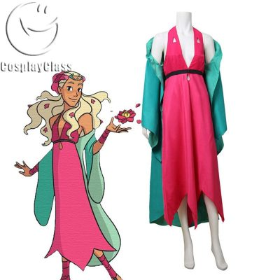 She-Ra And The Princesses Of Power Perfuma Cosplay Costume