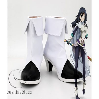 That Time I Got Reincarnated as a Slime Shizue Izawa Shizu High Heels Cosplay Shoes