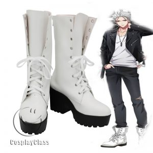 The Dirty Dawg SAMATOKI AOHITSUGI Cosplay Boots