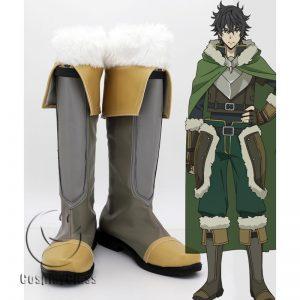 The Rising of the Shield Hero Iwatani Naofumi New Cosplay Boots