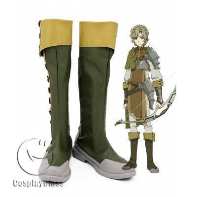 The Rising of the Shield Hero Kawasumi Itsuki Cosplay Boots