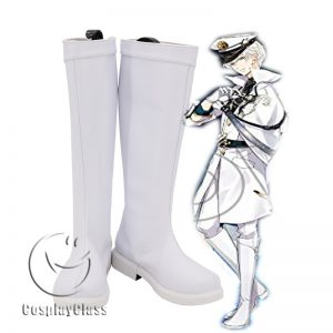 Tsukiuta. The Animation Shimotsuki Shun Cosplay Boots
