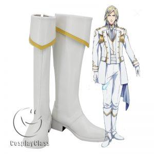 Uta No Prince Sama CAMUS Cosplay Boots