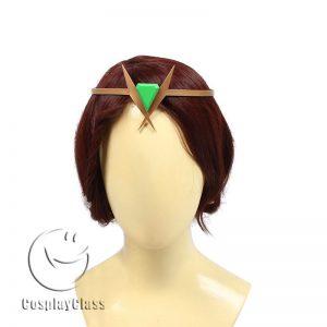 Xenoblade 2 Pyra Headwear Cosplay Props