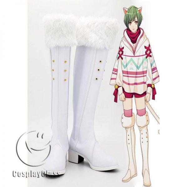 A3! Rurikawa Yuki Cosplay Boots