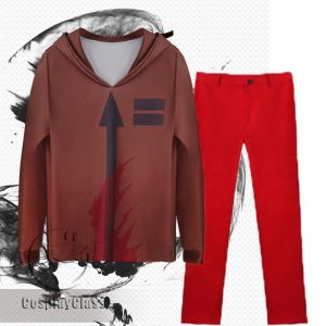 Angels of Death Isaac Foster Zack Cos Cosplay Costume