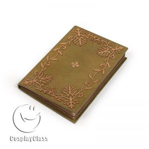 Black Clover Yuno Book Cosplay Props
