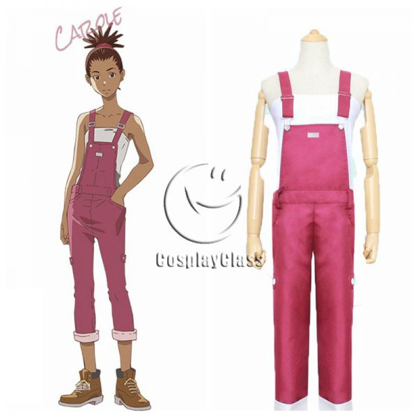 Carole-Tuesday-Tuesday-Cosplay-Costume-cos