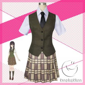 Citrus Aihara Mei Cos Cosplay Costume