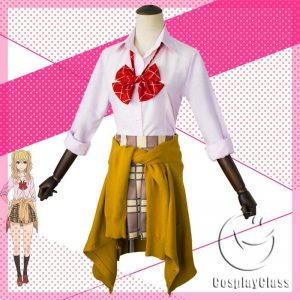 Citrus Aihara Yuzu Cos Cosplay Costume