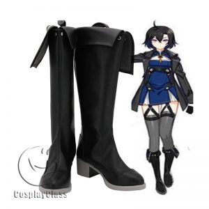 Closers Bai Winchester Cosplay Boots
