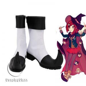 Danganronpa V3 Killing Harmony Yumeno Himiko Cosplay Boots
