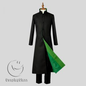Darker Than Black: Kuro no Keiyakusha Hei Li Xiansheng Cos Cosplay Costume
