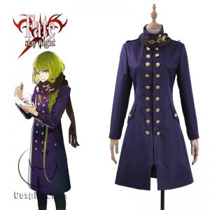 Fate Grand Order FGO Lawson Enkidu Cosplay Costume