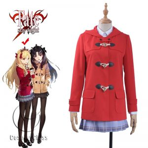 Fate Grand Order FGO Lawson Ereshkigal Cosplay Costume