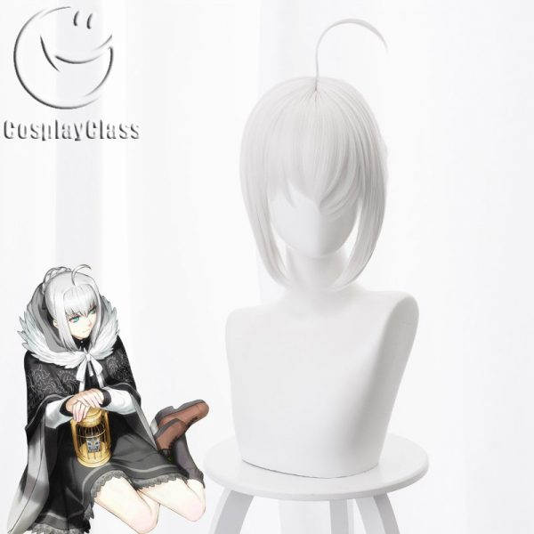 Fate Lord El-Melloi II Case Files Gray Cosplay Wig