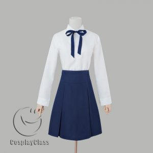 Fate/stay night Cos Saber Cosplay Costume
