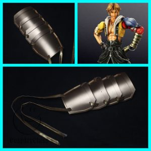 Final Fantasy X FF10 Tidus Hand Armor Cosplay Props