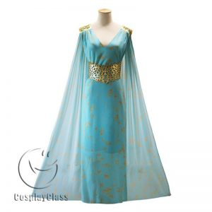 Game of Thrones Daenerys Targaryen Cos Cosplay Costume