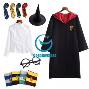 Harry Potter Gryffindor Cos Cosplay Costume
