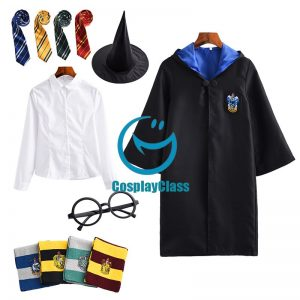 Harry Potter Ravenclaw Cos Cosplay Costume
