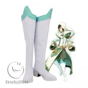 IDOLiSH7 Izumi Mitsuki White Cosplay Boots
