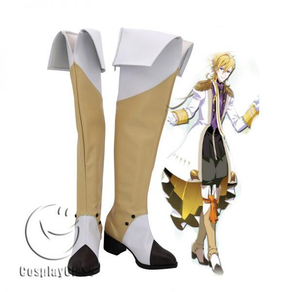 IDOLiSH7 Rokuya Nagi Cosplay Boots