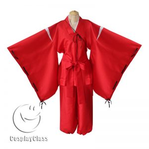 Inuyasha Cos Cosplay Costume
