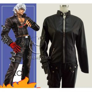 King of Fighters '99 K'Dash KOF99 K Cosplay Costume