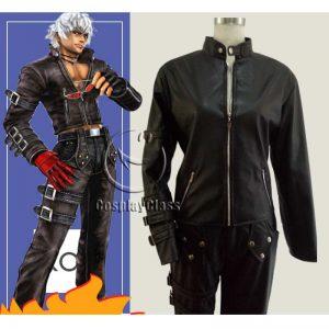 King of Fighters '99 K'Dash KOF99 K Cosplay Costume