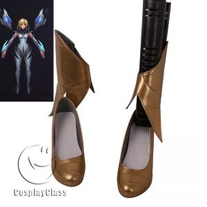 League of Legends IG Kai'Sa Kaisa Daughter of the Void Cosplay Shoes