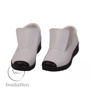 League of Legends Sivir White Cosplay Shoes