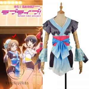 LoveLive! Aqours MY TONIGHT Watanabe You Cosplay Costume