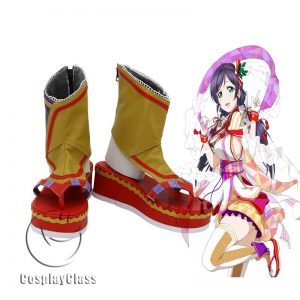 LoveLive! SR Nozomi Tojo Cosplay Shoes