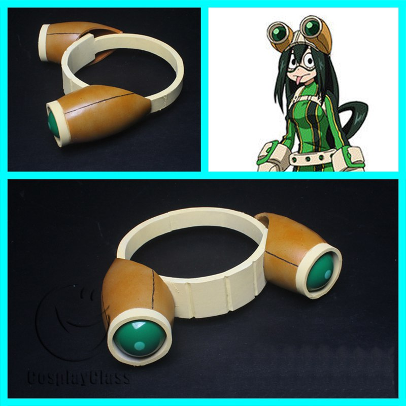 My Hero Academia Asui Tsuyu Glasses Cosplay Props