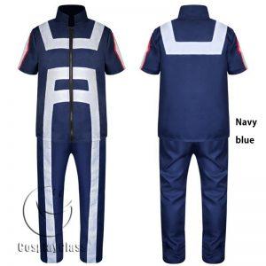 My Hero Academia Bakugou Katsuki Sportswear Cos Cosplay Costume