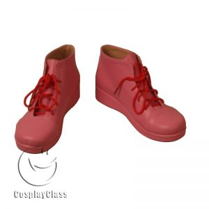 My Hero Academia Cheerleader Red Cosplay Shoes