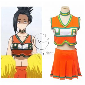 My Hero Academia Cheerleader Uniform Cosplay Costume