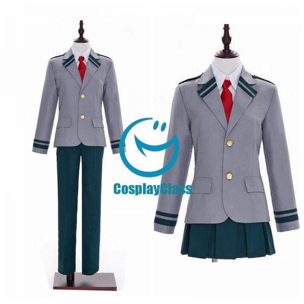 My Hero Academia Midoriya Izuku School Uniforms Cos Cosplay Costume