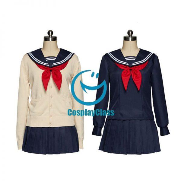 My Hero Academia Toga Himiko Cos Cosplay Costume