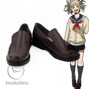 My Hero Academia Toga Himiko Cosplay Shoes
