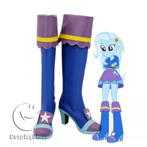 My Little Pony:Equestria Girls Trixie Cosplay Boots