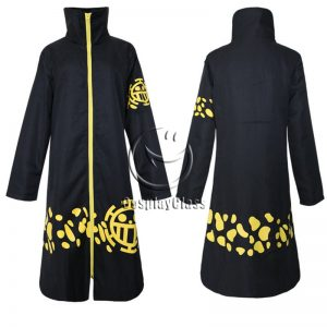 One Piece Trafalgar Law Cos Cosplay Costume