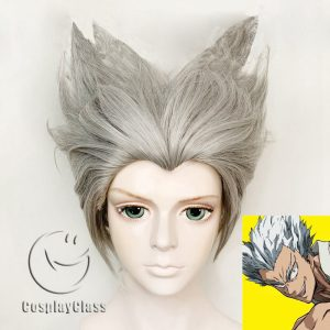 One Punch Man Garou Cosplay Wig