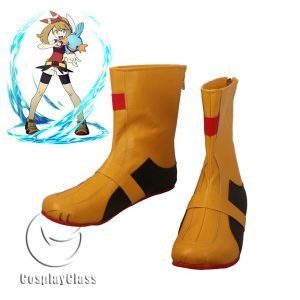 Pokémon May Haruka Cosplay Shoes