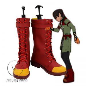RWBY Oscar Pine Cosplay Boots